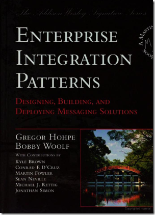 enterprise integration patterns gregor hohpe bobby woolf